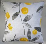"Cushion Cover in Next Eden Floral 16"" Matches Curtains"